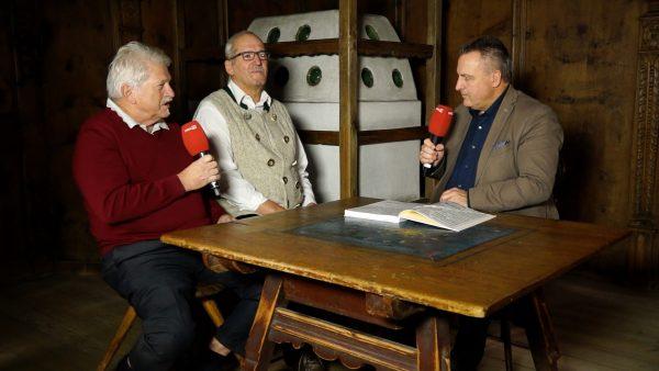 Allerhand aus'm Tyroler Land: Mundartbuch aus Telfs