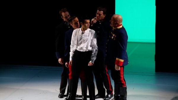 Der Radetzkymarsch am Tiroler Landestheater