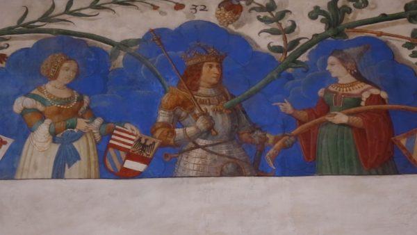 Das Leben von Kaiser Maximilian I.