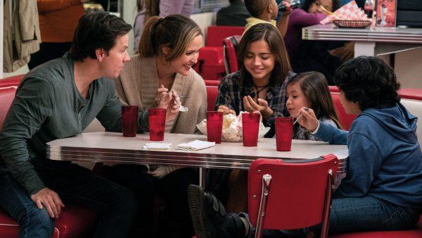 Ist das Elternsein ein Horrorjob? Plötzlich Familie jetzt im Kino!
