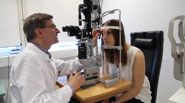 Die Femto-Lasik-Methode als eine der modernsten Augenlaser-Methoden