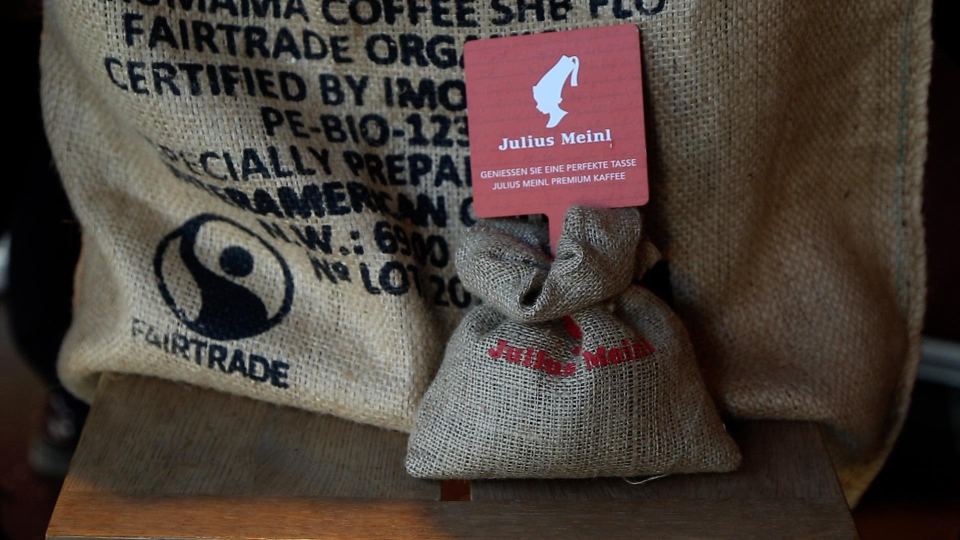 Der Kaffee bei der Bäckereikette Baguette ist jetzt Fair Trade