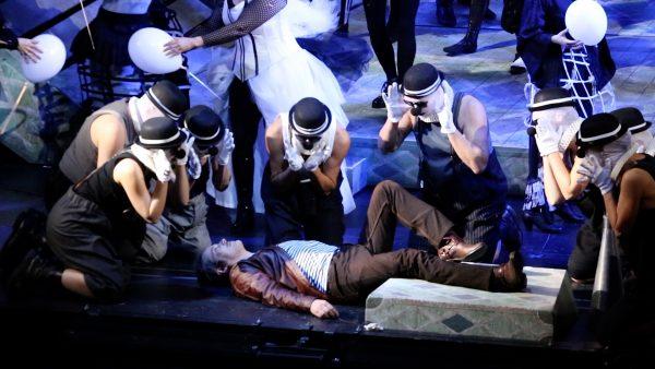 Häusliche Gewalt auf der Opernbühne
