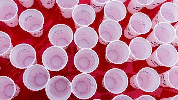 72.000 Plastikbecher weniger