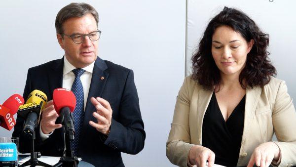 Jahresbilanz Regierung Schwarz-Grün II