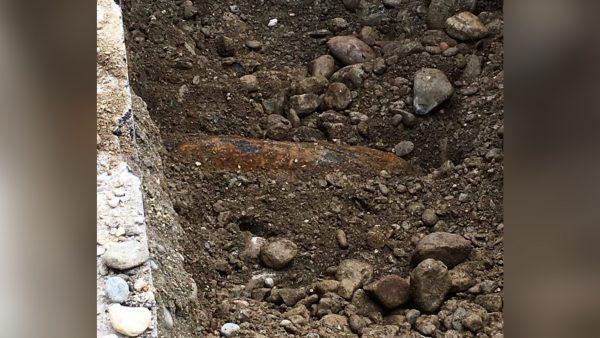 Fliegerbombe in Wörgl entdeckt