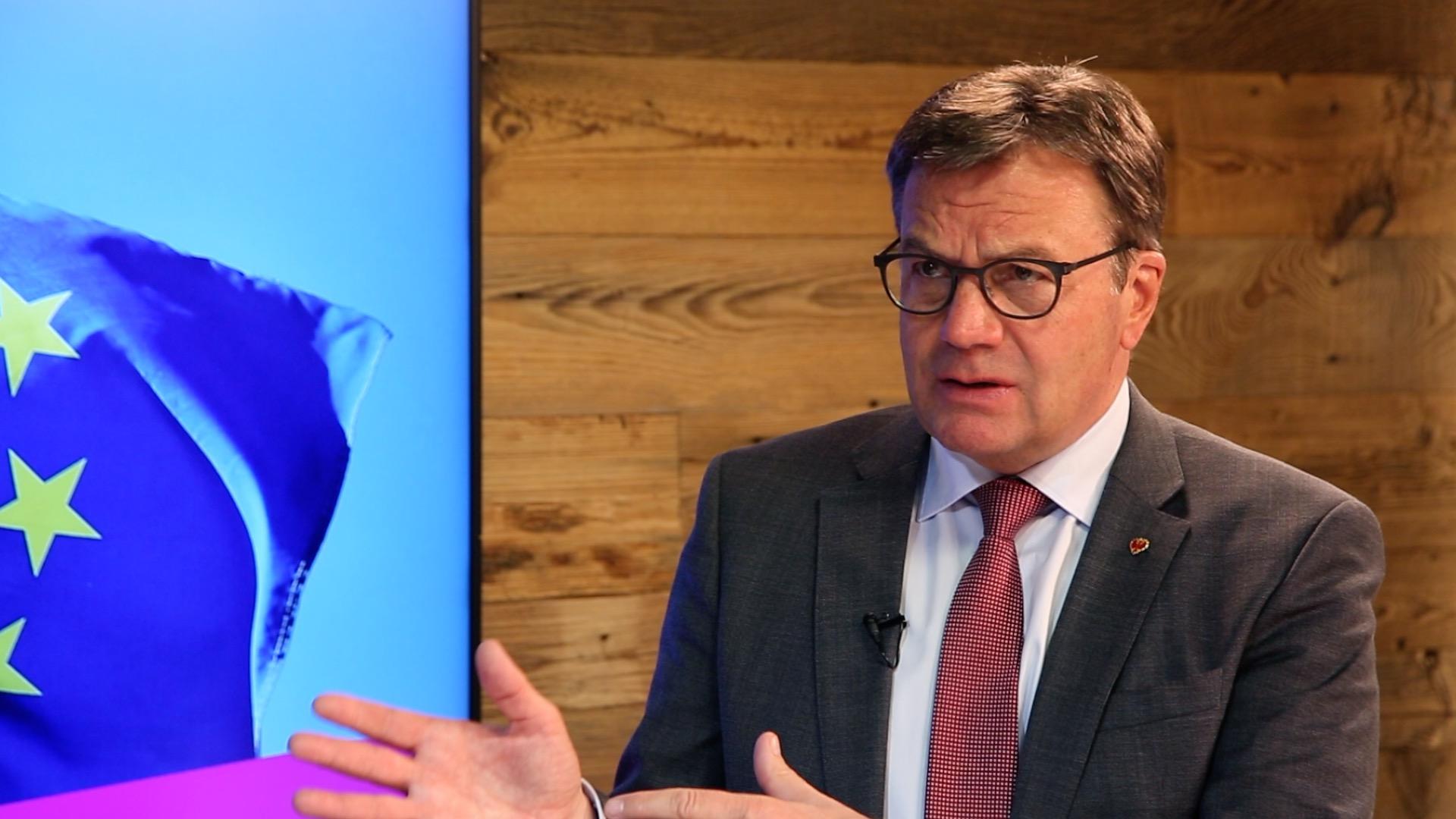 Was erwartet sich Günther Platter von Europa?