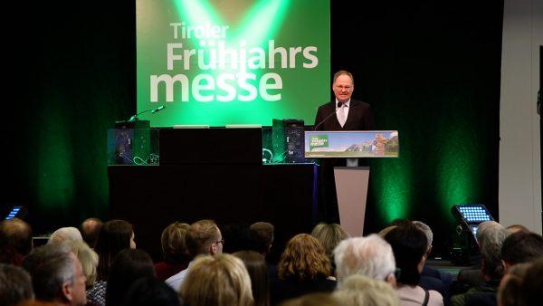 Neues für den Frühling: 36. Tiroler Frühjahrsmesse