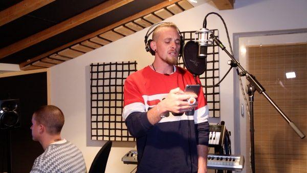 Newcomer Rapper mit Herz