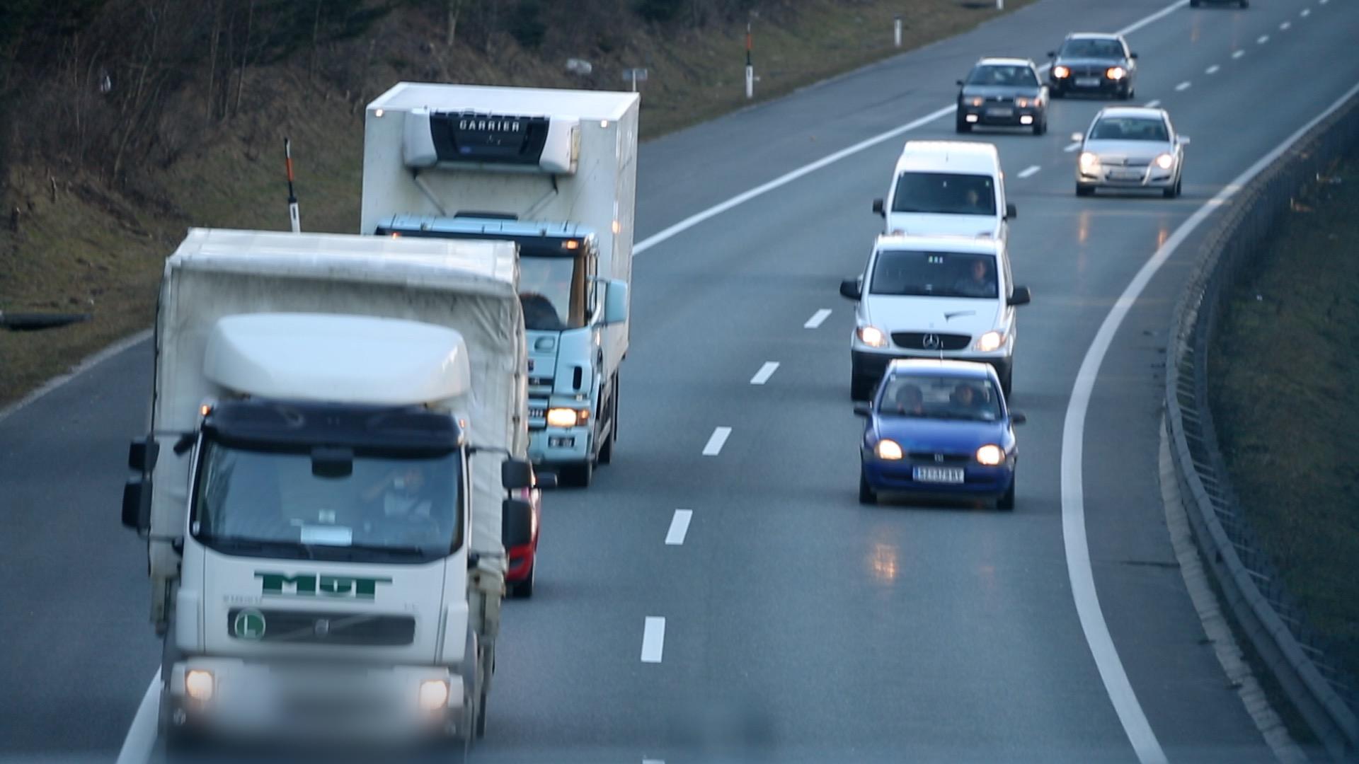 Jeder vierte LKW überschreitet Abgas-Grenzwerte
