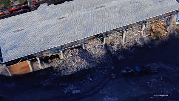 Illegale Mülldeponie in Innsbruck