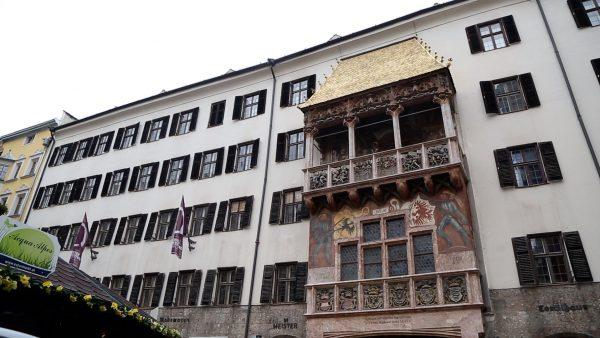 Allerhand aus'm Tyroler Land: Goldenes Dachl