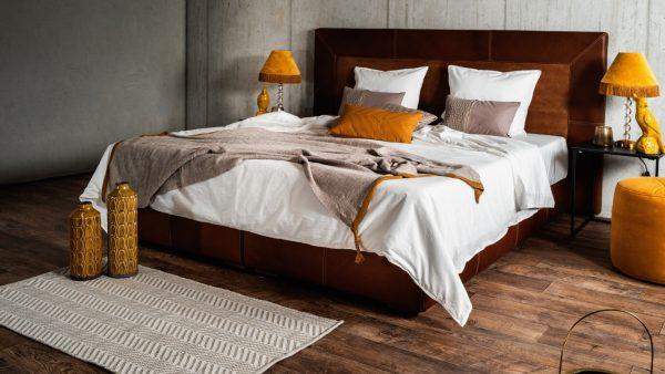 Ein echtes Tiroler Bett