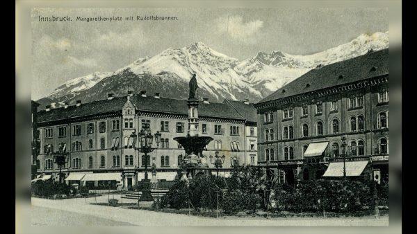 Allerhand ausm Tyroler Land: Innsbruck früher und heute