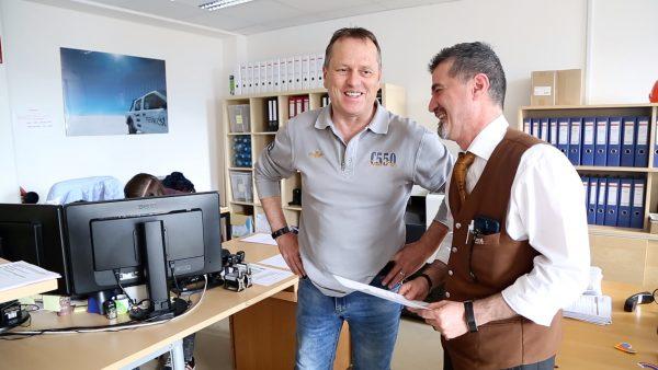 Wird Wolfgang Kirchmeier die Führungskraft des Jahres?