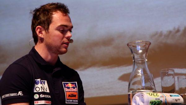Matthias Walkner: Mit Motivation ans Limit gehen