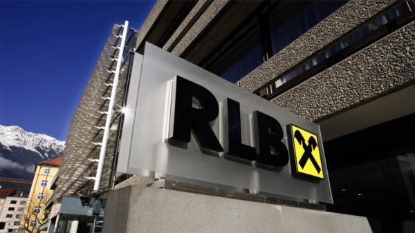 Rekord-Bilanzsumme bei RLB Tirol
