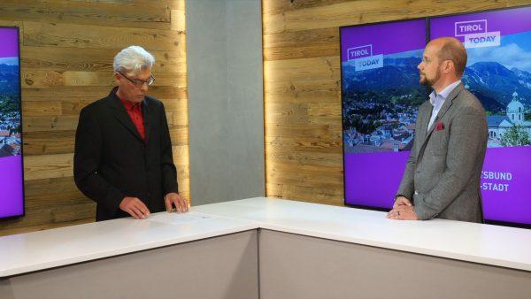 Tirol im Gespräch: Mario Gerber