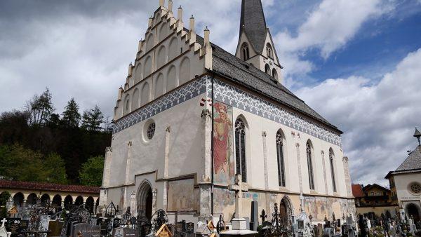 Martin Reiter besucht für Allerhand aus'm Tyroler Land die Kirche Mariä Himmelfahrt