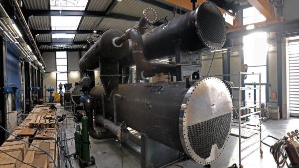 Teile für größte Wärmepumpe kommen aus Tirol