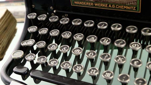 Sammelleidenschaft: Schreibmaschine