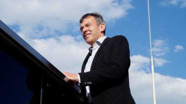 Georg Willi - Ein Jahr im Bürgermeisteramt