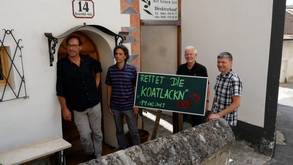 "Initiative will die ""Koatlackn"" retten"