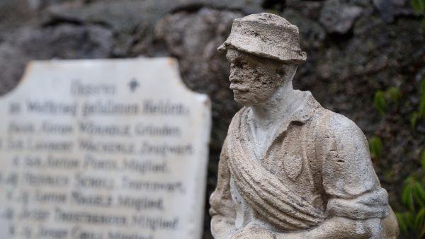 Allerhand aus'm Tyroler Land: Telfer Denkmäler