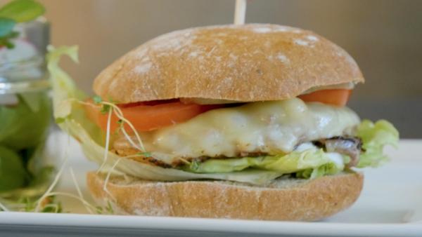 Kochvideo: Gesunder Burger
