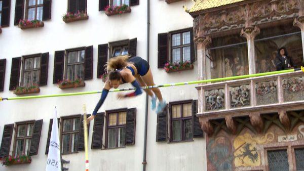 Golden Roof Challenge - moderne Ritterspiele zum 500. Todestag von Kaiser Maximilian