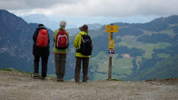 Zweiter TT Wandercup 2019 in Alpbach