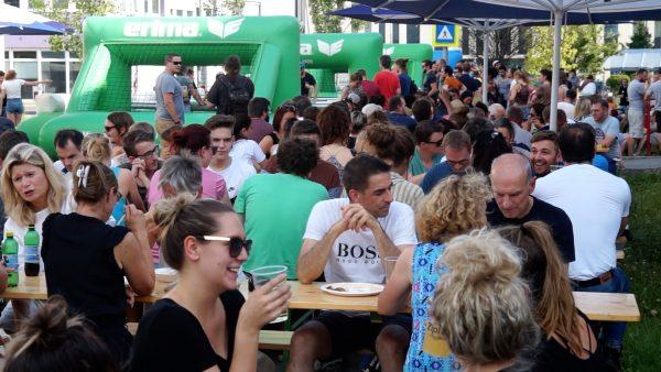 TWI-Sommerfest: Firmenfeier fördert die Gemeinschaft