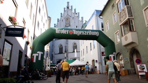 Die dritte Station des TT Café in Schwaz