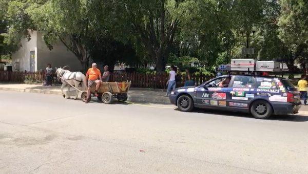 Lebenszeichen vom Pothole Rodeo