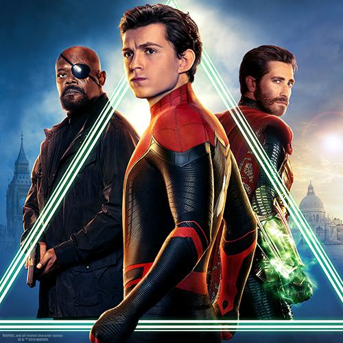 Gewinnspiel Kinotipp der Woche: Spiderman- Far from Home