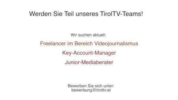 Jobs bei Tirol TV