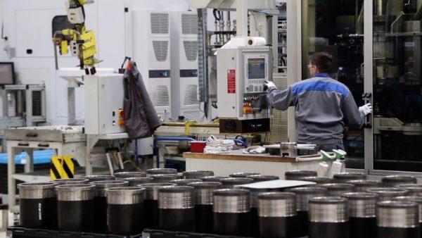 Weniger Auslastung bei Tiroler Industrie