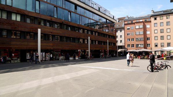 Neues Gesicht für Innsbrucker Sparkassenplatz