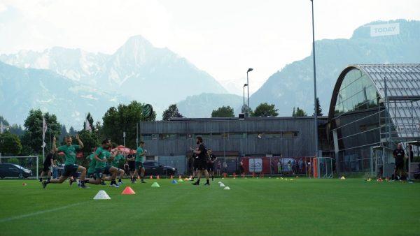 Zillertal wird zum Trainingsort