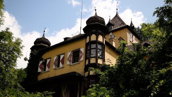 Allerhand aus'm Tyroler Land: Berliner Baron