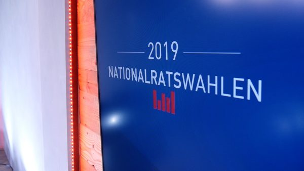 ÖVP und SPÖ Debatte zu den Themen Klimaschutz und CO2 Steuer