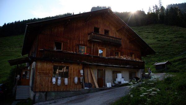 Geheimnisse des Tourismus: Johann und seine Schaukäserei