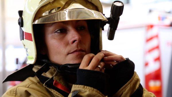 Frauen-Power bei der Feuerwehr