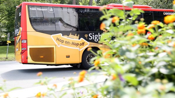 Tourismussendung: Der Sightseer in Innsbruck