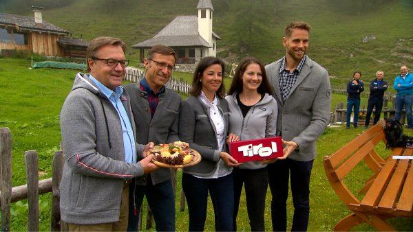 Tirols Almen österreichweit an der Spitze