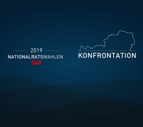 Konfrontation zur Nationalratswahl