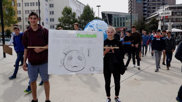 Fridays for Future- Großdemo in Innsbruck