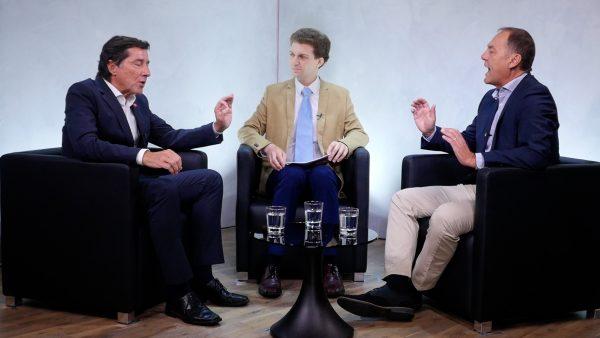 Konfrontation im Studio: NEOS gegen FPÖ