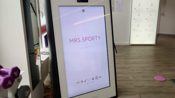 Smart-Training bei Mrs. Sporty