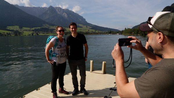 Bergauf mit Felix Neureuther